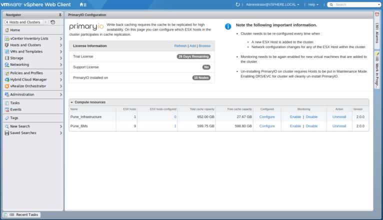 APA 2.0 for VMware